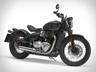 Moto Bobber Bonneville | Triumph - Imagem - 2