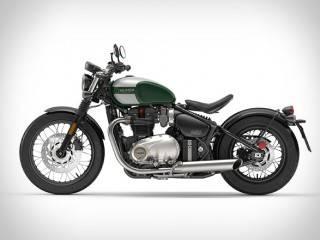Moto Bobber Bonneville | Triumph - Imagem - 3