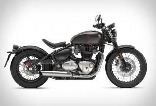 Moto Bobber Bonneville | Triumph