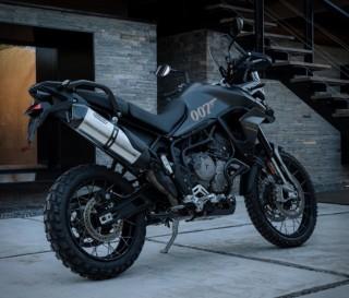 MOTO TRIUMPH TIGER 900 BOND EDITION - Imagem - 4