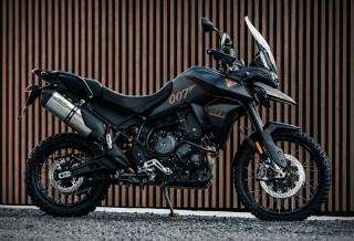 MOTO TRIUMPH TIGER 900 BOND EDITION