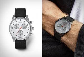 Relógios TRIWA x Humanium Metal Watch 2.0