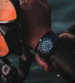 Relógios Feitos Inteiramente de Plástico Reciclado do Oceano -TRIWA OCEAN PLASTIC WATCH COLLECTION - Imagem - 4