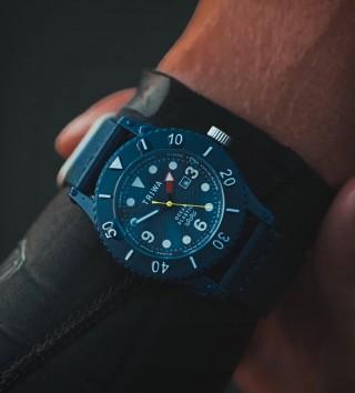 Relógios Feitos Inteiramente de Plástico Reciclado do Oceano -TRIWA OCEAN PLASTIC WATCH COLLECTION - Imagem - 2