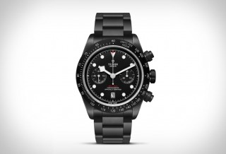 RELÓGIO CRONOMETRO - TUDOR BLACK BAY CHRONO DARK