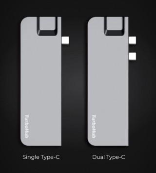 TurboHub para porta USB no MacBook - Imagem - 4