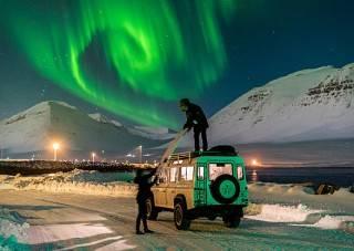 Livro sobre Fotografia - Under An Arctic Sky - Imagem - 4