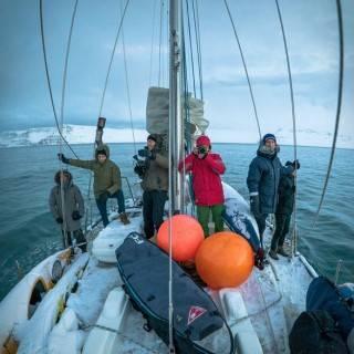 Livro sobre Fotografia - Under An Arctic Sky - Imagem - 5