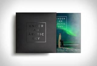 Livro sobre Fotografia - Under An Arctic Sky