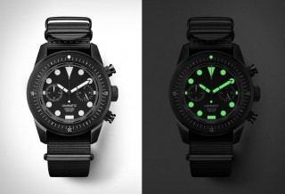 Relógio UNIMATIC U3 CHRONODIVER WATCH