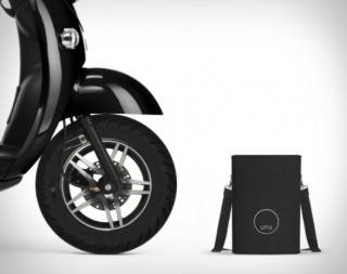 Moto Scooter Elétrica Unu - Imagem - 5