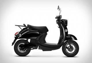 Moto Scooter Elétrica Unu