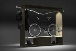 PRATELEIRA DE BICICLETA - BIKE SHELF