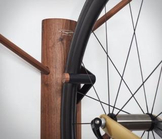 Armazenamento vertical - Suporte para guardar Bicicleta - Imagem - 3