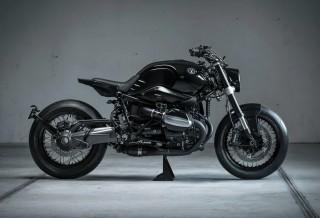 Moto BMW Vagabund RnineT