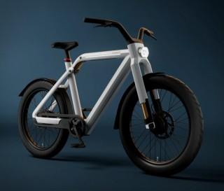 Bicicleta Elétrica de Alta Velocidade - VanMoof V Hyperbike - Imagem - 4