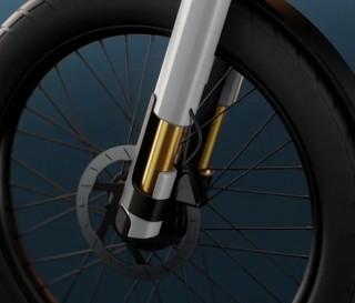Bicicleta Elétrica de Alta Velocidade - VanMoof V Hyperbike - Imagem - 3