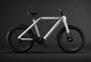 Bicicleta Elétrica de Alta Velocidade - VanMoof V Hyperbike