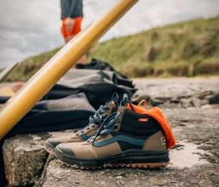 Sapatos para Surfistas - Vans + Finisterre UltraRange Hi DL - Imagem - 4