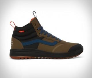 Sapatos para Surfistas - Vans + Finisterre UltraRange Hi DL - Imagem - 2