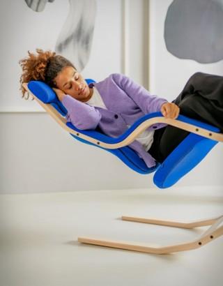 Cadeira permite que você relaxe totalmente na ausência de gravidade - VARIER GRAVITY - Imagem - 4