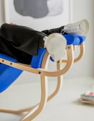 Cadeira permite que você relaxe totalmente na ausência de gravidade - VARIER GRAVITY - Imagem - 2