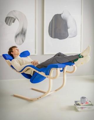 Cadeira permite que você relaxe totalmente na ausência de gravidade - VARIER GRAVITY - Imagem - 5