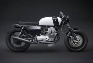 Moto Venier Personalizada - Corsaiola 02
