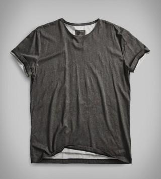 Camiseta Exclusiva Feita com Polpa de Madeira - Vollebak Black Algae T-Shirt - Imagem - 3