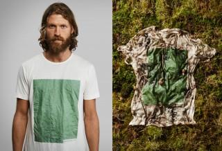 Camisa de Eucalipto e Algas - Vollebak Plant And Algae T-Shirt