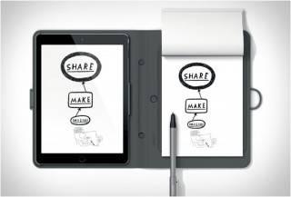 Bamboo Spark - Permite Transformar suas Anotações em Notas Digitais