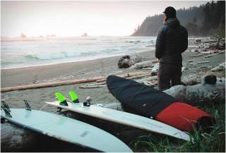 SACO PARA PRANCHA DE SURF - WAYWARD ROLL TOP BOARD BAG - Imagem - 5