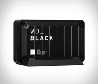 Disco externo - WD_Black D30 Game Drive - Imagem - 3