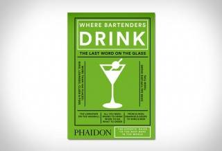 Livro: Where Bartenders Drink