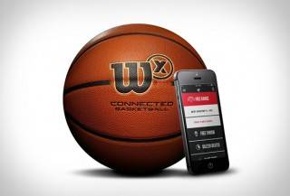 Bola de Basquete | Wilson X Connected Basketball - Imagem - 4