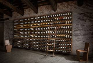 Estante Modular Wine Library