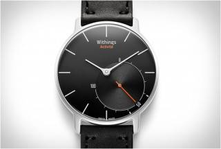 RELÓGIO INTELIGENTE - WITHINGS ACTIVITE SMARTWATCH