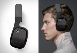 Fones de Ouvido Bluetooth Sem Fio - Yamaha YH-L700 Headphones