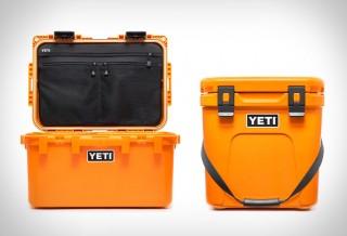 Nova coleção de malas YETI