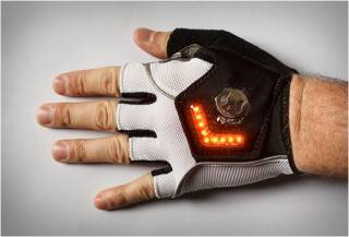 LUVAS DE CICLISMO ZACKEES TURN SIGNAL GLOVES