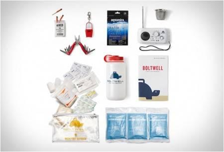 Kits de Sobrevivência - Boltwell - Imagem - 2