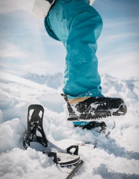 BURTON STEP ON SNOWBOARD BINDINGS - Imagem - 2
