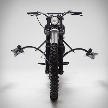 Moto Husqvarna 256 Thage - Imagem - 4