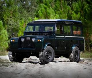 Land Rover Series 2A - 1967 - Imagem - 12
