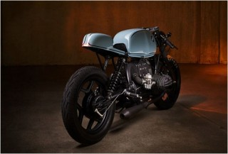 MOTO PERSONALIZADA BMW R80 - Imagem - 6