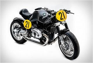 MOTO PERSONALIZADA BMW R NINET - Imagem - 6