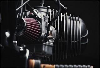 MOTO PERSONALIZADA BMW R100R - Imagem - 7