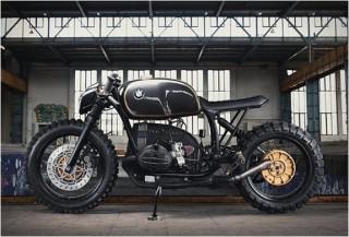 MOTO PERSONALIZADA BMW R100R - Imagem - 9