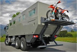 VEÍCULO DE EXPEDIÇÃO MOTOR HOME GLOBECRUISER - Imagem - 17