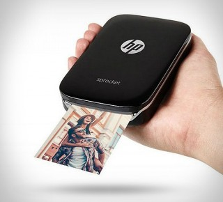 Impressora Portátil HP Sprocket Photo - Imagem - 6